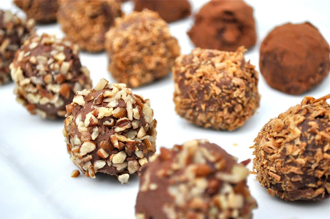 Chocolate Baking Class Malaysia(Chocolate Truffles ...
